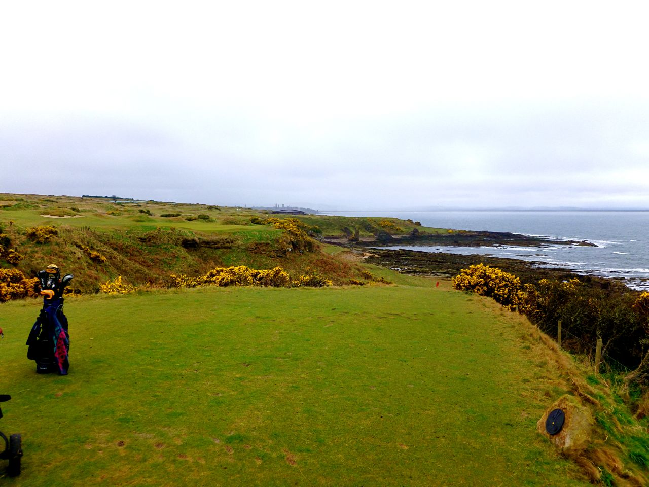 St Andrews Old Course Carnoustie GolfLinks St Andrews Bay - Kittocks